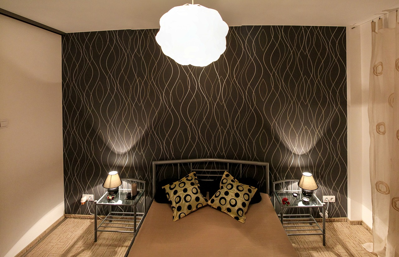 sublimez votre int rieur gr ce un papier peint de luxe mon papier peint. Black Bedroom Furniture Sets. Home Design Ideas